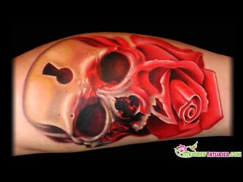 Los Mejores Tatuajes De Calaveras