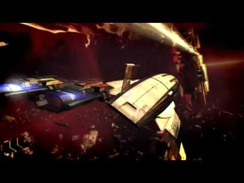 Mass Effect 2 - Sunshine (Adagio in D Minor) Music Video