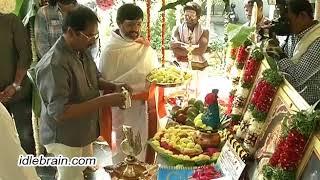 Sharwanand - Sudheer Varma - Sithara Entertainments Production No 4 launch - idlebrain.com - IDLEBRAINLIVE
