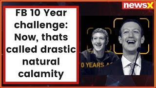 FB #10YearChallenge huge war: Is this FB's ploy to get our data? - NEWSXLIVE