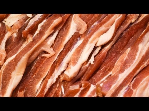 How to Fry Deep-Fried Bacon | Deep-Frying