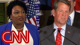 Civil rights groups sue Georgia Republican Brian Kemp over 53,000 'pending' voter registration - CNN