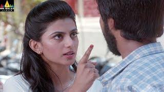 Chennai Chinnodu Movie Anandhi Warning to GV Prakash | Latest Telugu Movie Scenes | Sri Balaji Video - SRIBALAJIMOVIES