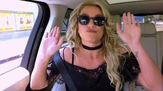 Britney Spears does 'Carpool Karaoke' - CNN