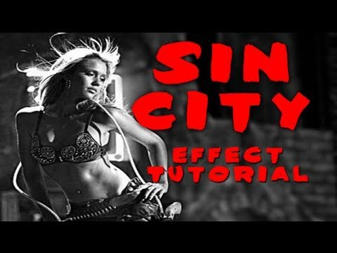 Sin City (Isolate one Color) Effect | Sony Vegas Pro Tutorial