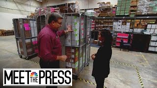 Inside The Florida Recount: Undervotes, Overvotes And Overseas Votes | Meet The Press | NBC News - NBCNEWS