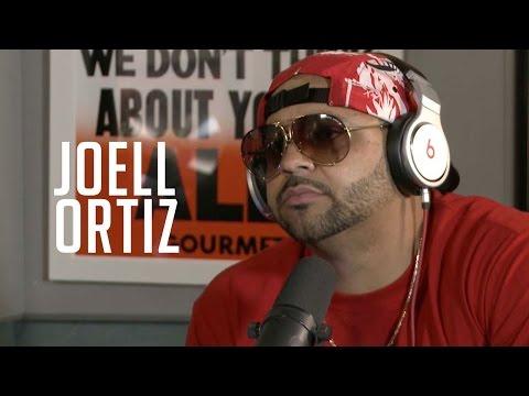 Joell Ortiz - Joell Ortiz On Hot 97, Spits Freestyle