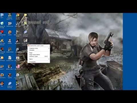 Descargar e Instalar Resident Evil 4 en español para pc 2013
