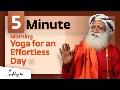 Yoga For Inner Exploration: Shambhavi Mudra