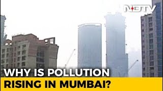Mumbai Air Quality Worsens As Construction Activities Rise - NDTV