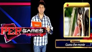 Pep Games 09-08-2015 VJ Rajiv – Peppers TV Game Show