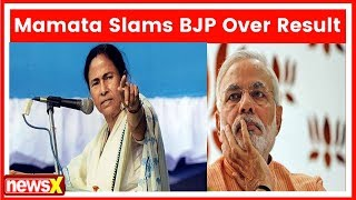 Mamata Banerjee: BJP's influence is falling down | 2018 Vidhan Sabha Election Results - NEWSXLIVE
