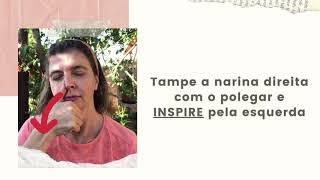 Casa dos Aposentados/as: Exercícios de Respiração com Paula Ribeiro.