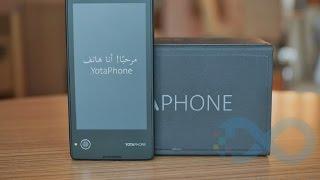مراجعة للهاتف المحمول YotaPhone:شاشة أمامية بتقنية LCD وشاشة خلفية بتقنية الحبر الألكتروني