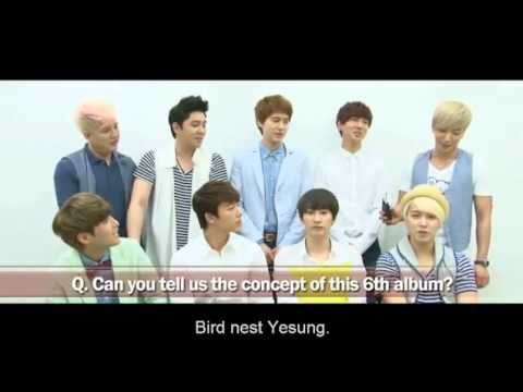 [Eng] 120717 MSN Malaysia's Exclusive with Super Junior