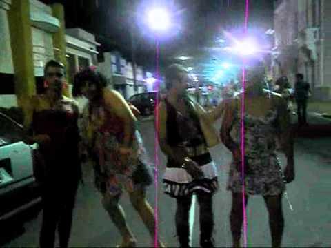 Carnaval em Monte Santo de Minas 2012 Turma do Joel