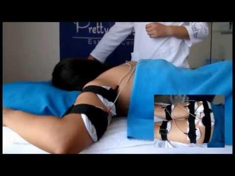 Electroterapia con Ondas Rusas en Pretty Woman
