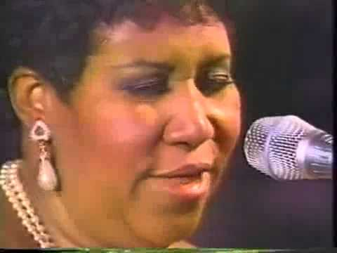 Aretha Franklin   Lou Rawls   Live White House Concert for Bill Clinton   June 20 1994