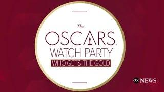 Live Stream: Oscars 2017 Watch Party   ABC News - ABCNEWS