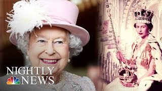 Queen Elizabeth speaks | NBC Nightly News - NBCNEWS