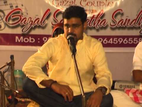 SAFVAN S RAHMAN & NIDHEESH SUPER STAR  GHAZAL NIGHT