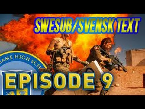 Video Game High School (VGHS) Season 1 [SweSub] - Episode 9 [Svensk Text]