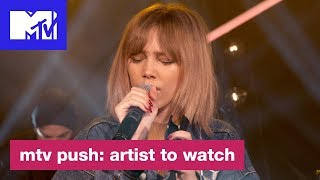 Grace VanderWaal Performs 'River' | MTV Push: Artist to Watch - MTV
