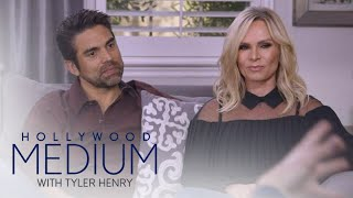 Believer Tamra and Skeptic Eddie Judge Seek Tyler's Help | Hollywood Medium | E! - EENTERTAINMENT