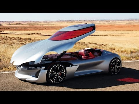 Mind Blowing  You Won't Believe These Car Concepts Exist