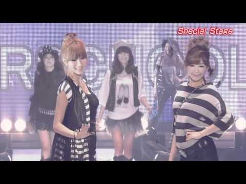 [LIVE]**After School-Diva @ Tokyo Girls Collection Fashion Show 2011**