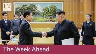 Korean summit, US tech group results, ECB decision - FINANCIALTIMESVIDEOS