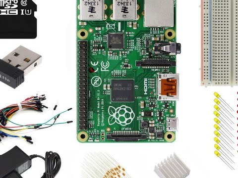 Raspberry Pi Model B+ (B Plus) Ultimate Starter Kit and 15 Essential Accessories