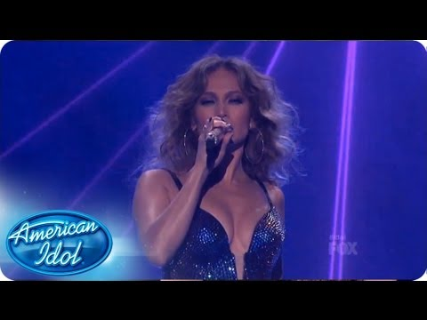 Jennifer Lopez: Dance Again - Top 4 Results - AMERICAN IDOL SEASON 11