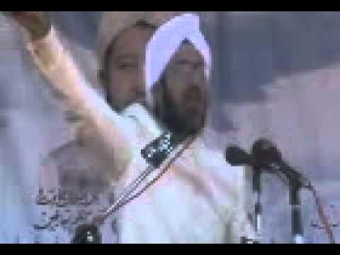 Sultan Ahmed ali Speech in Jauharabad part7