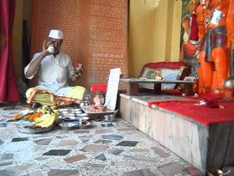 Mangal Graha Shanti Puja for Nishad Gumaste by aapkikundli.com
