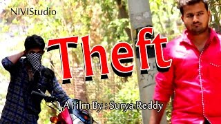 THEFT  || TELUGU SHORT FILM || a film by SURYA REDDY - YOUTUBE
