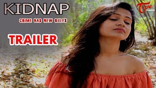 Kidnap | Extended Trailer | By Sumadhur Krishna - TELUGUONE