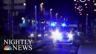 French Police Imposing Nationwide Dragnet For Strasbourg Shooter | NBC Nightly News - NBCNEWS