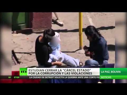 Bolivia cierra su famosa