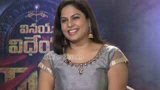 Vinaya Vidheya Rama Team Interview | idlebrain.com - IDLEBRAINLIVE