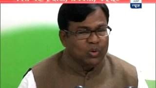 Congress hits out at Modi over Lokayukt comment - ABPNEWSTV