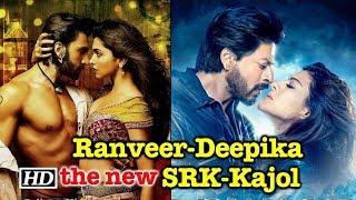 Are Ranveer-Deepika the next Shah Rukh-Kajol? - IANSLIVE