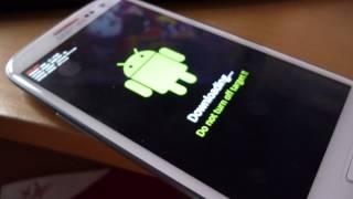 Flash Firmware Officiel Samsung Galaxy SIII ( via Odin ) [Fran?ais HD 720p]