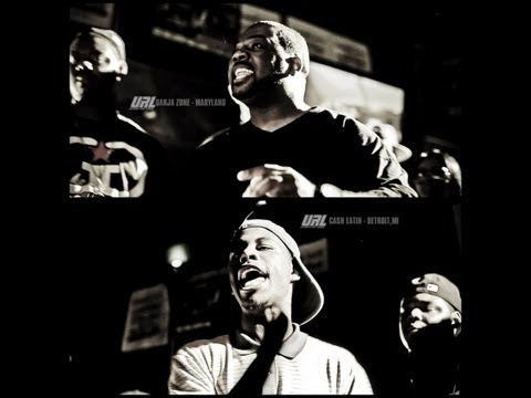 SMACK/ URL PRESENTS PROVING GROUNDS: DANJA ZONE VS CASH EATIN