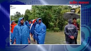 video : केरल के कोट्टायम में भारी बारिश