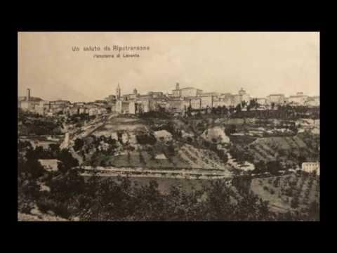 Album antiche cartoline di Ripatransone (AP)