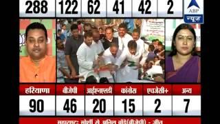 Rahul Gandhi visits cyclone Hudhud-hit Visakhapatnam - ABPNEWSTV