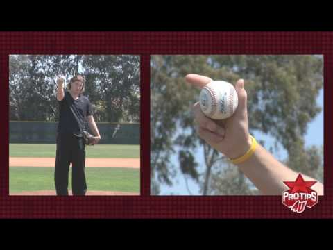 Pitching Tips: Throwing a Slider with Garrett Richards