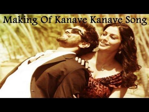 Making Of Kanave Kanave Song | Studio Recording Feat. Anirudh Ravichander | David Movie Tamil 2013