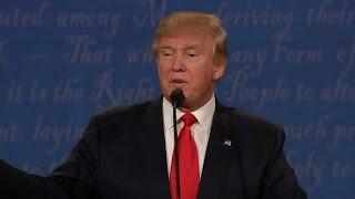 Donald Trump's closing remarks after the final debate - CNN